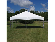 Tent, 20 x 20 ft Frame Tent