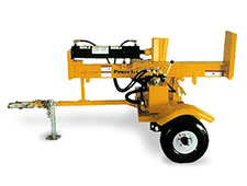 Log Splitter, Powertek 20 ton