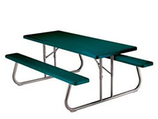 Picnic table 6-ft., portable