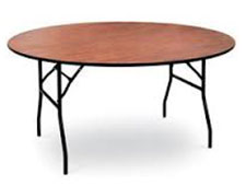 "Table, 60"" Round"